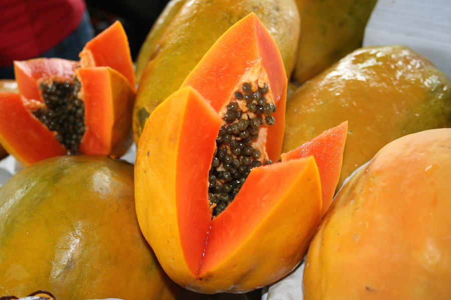 papaya beneficios nutricionales