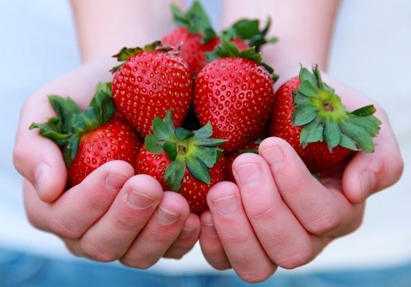 ventajas de comer frutas